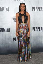 "Annie Ilonzeh – ""Peppermint"" Premiere in LA"