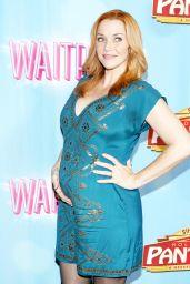 """Annie Wersching – """"Waitress"""" Premiere in LA"""