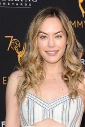 Annika Noelle – Television Academy Daytime Peer Group Emmy Celebration in LA 08/22/2018