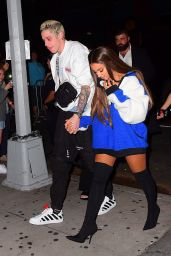 Ariana Grande and Pete Davidson Arrived to Her VMA After Party in NYC 08/20/2018