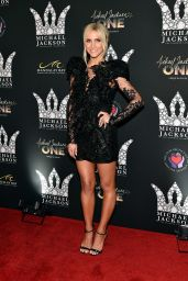 Ashlee Simpson – Michael Jackson Diamond Birthday Celebration in Las Vegas