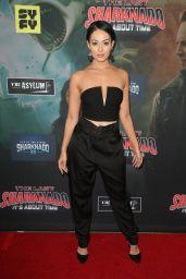 "Ashley Doris – ""The Last Sharknado: It's About Time"" Premiere in LA"