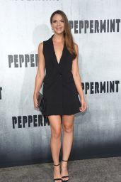 """Ashley Gibson – """"Peppermint"""" Premiere in LA"""
