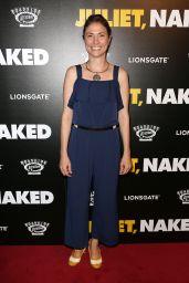 """Ashley Jordyn – """"Juliet, Naked"""" Premiere in New York"""