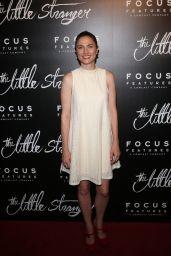 """Ashley Jordyn – """"The Little Stranger"""" Premiere in NY"""