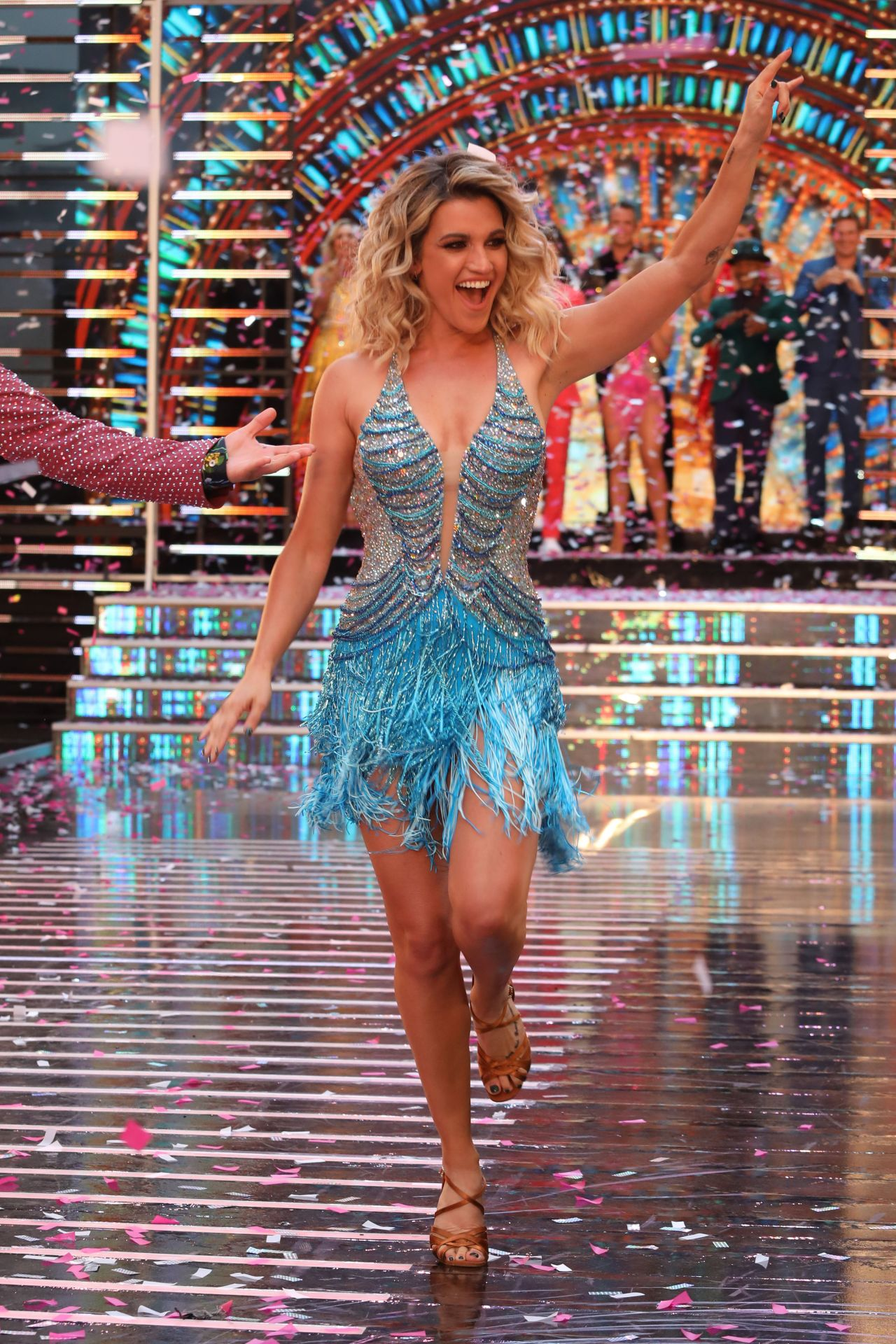ashley roberts joining strictly - HD1280×1920