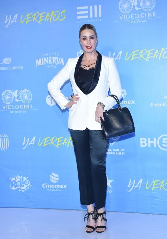 """Atala Sarmiento – """"Ya Veremos"""" Premiere in Mexico City"""