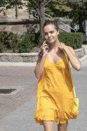 Bailee Madison Summer Style - Toronto 08/26/2018