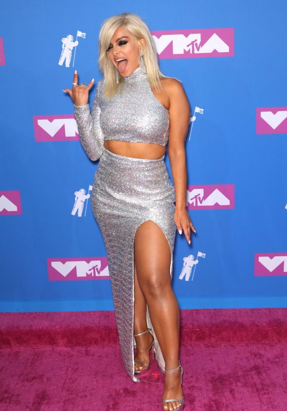 Bebe Rexha – 2018 MTV Video Music Awards