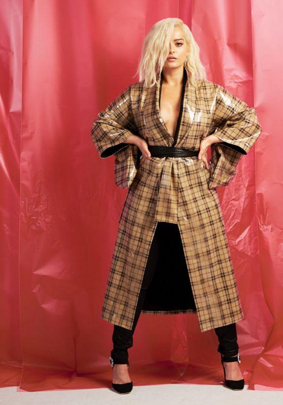 Bebe Rexha - Fault Magazine Issue #29