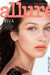 Bella Hadid - Allure Magazine September 2018