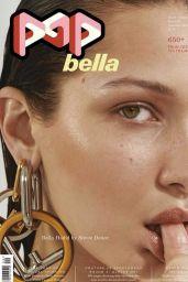 Bella Hadid - Pop Magazine September 2018