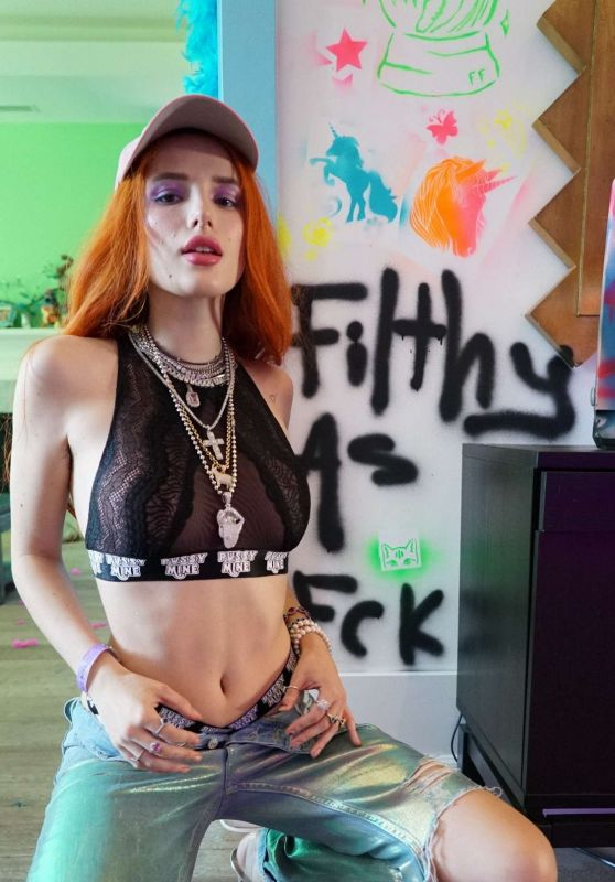 Bella Thorne FilthyFangs 2018