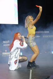 Bella Thorne & Others - Billboard Hot 100 Music Festival in NYC 08/19/2018