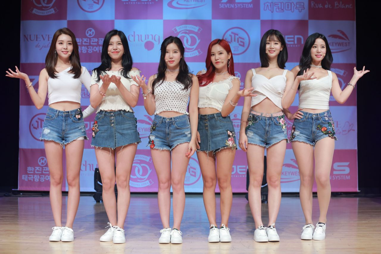 """Berry Good - """"Free Travel"""" Album Promotion in Seoul ..."""