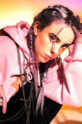 Billie Eilish - Galore Magazine 2018