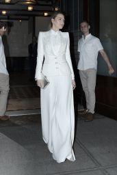 Blake Lively - Leaving Her Hotel in New York 08/20/2018