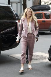 Blake Lively - Out in NYC 08/20/2018