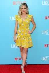 """Brittany Ross – """"Like Father"""" Premiere in Hollywood"""