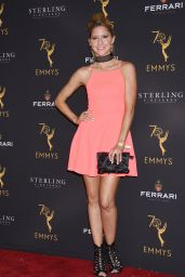 Brittany Underwood – Television Academy Daytime Peer Group Emmy Celebration in LA 08/22/2018