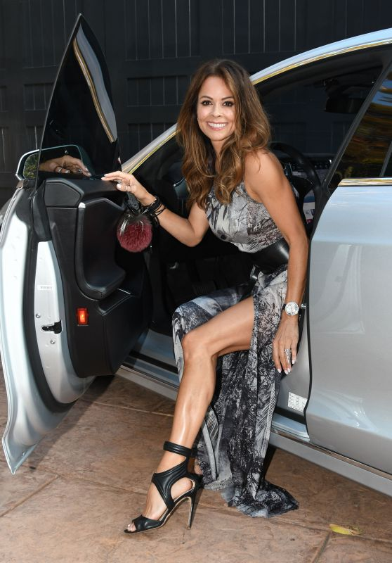 Brooke Burke at Cafe Habana in Malibu 08/21/2018