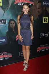 "Caitlin Carmichael – ""The Last Sharknado: It's About Time"" Premiere in LA"