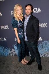 Caitlin Mehner – FOX Summer TCA 2018 All-Star Party in West Hollywood