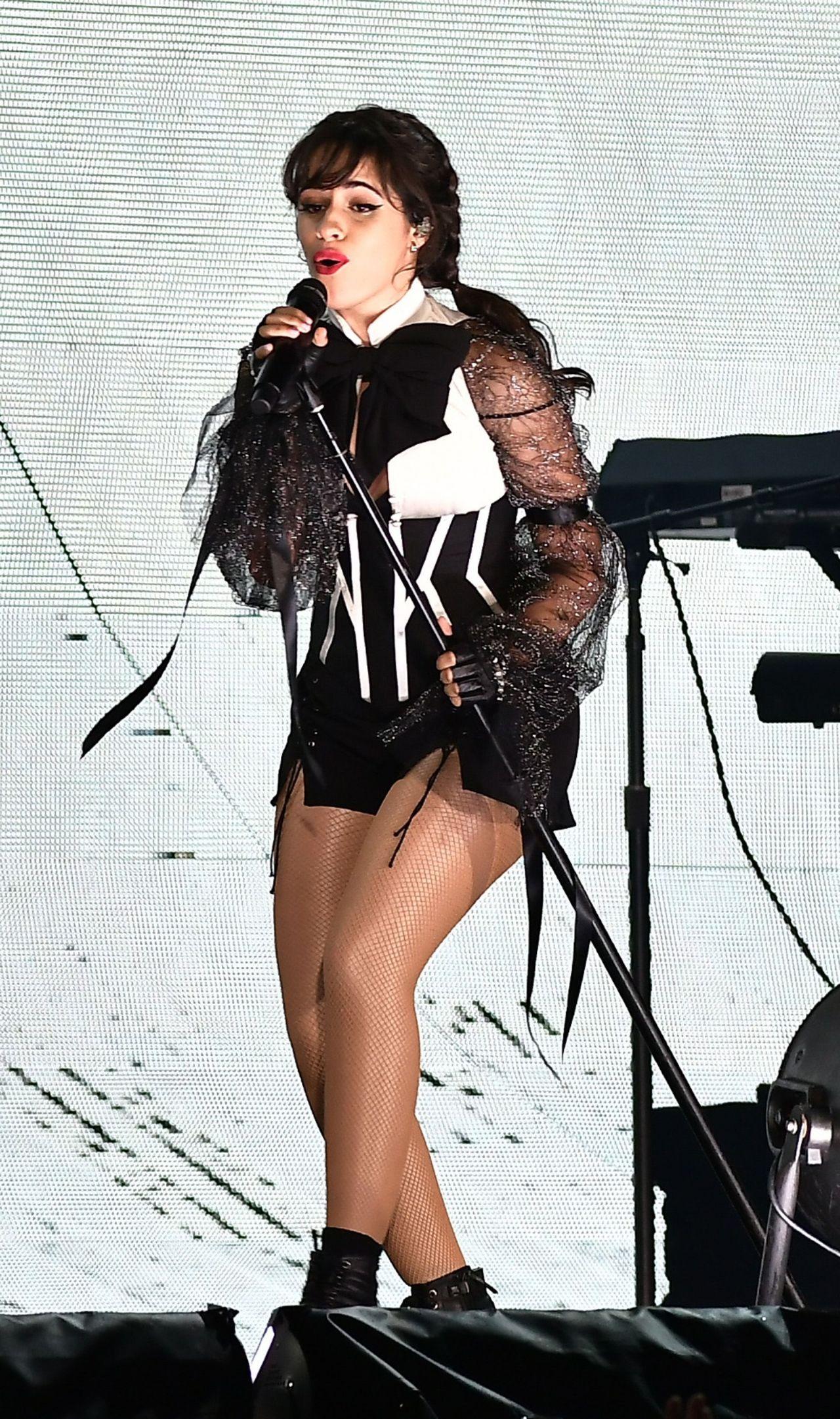 Camila Cabello In Concert At Hard Rock Stadium In Miami 08