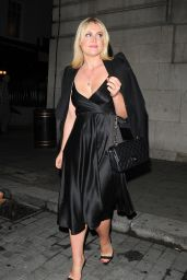 Camilla Kerslake Night Out at Loulou