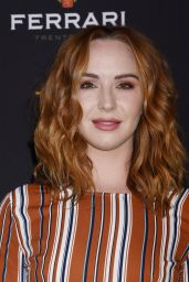 Camryn Grimes – Television Academy Daytime Peer Group Emmy Celebration in LA 08/22/2018