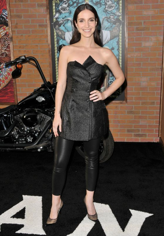 "Carla Baratta – ""Mayans M.C."" Premiere in Hollywood"