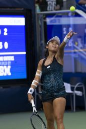 Carol Zhao – 2018 US Open Tennis championship in New York – Qualifying Day 1