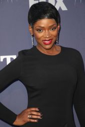 Caroline Chikezie – FOX Summer TCA 2018 All-Star Party in West Hollywood