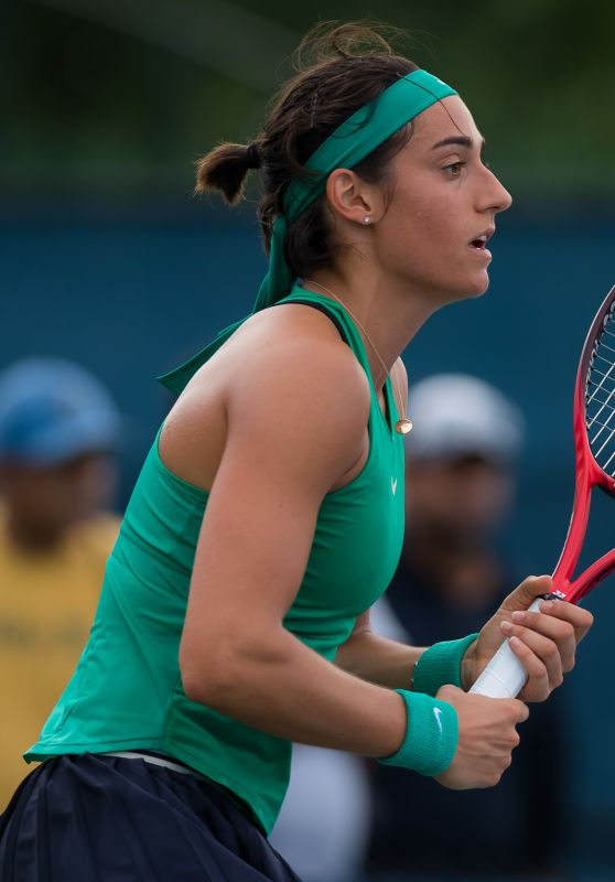 Caroline Garcia – 2018 Western & Southern Open in Cincinnati 08/16/2018