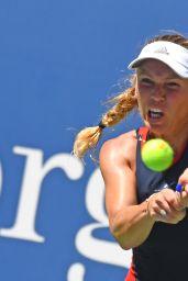 Caroline Wozniacki – 2018 US Open Tennis Tournament 08/27/2018