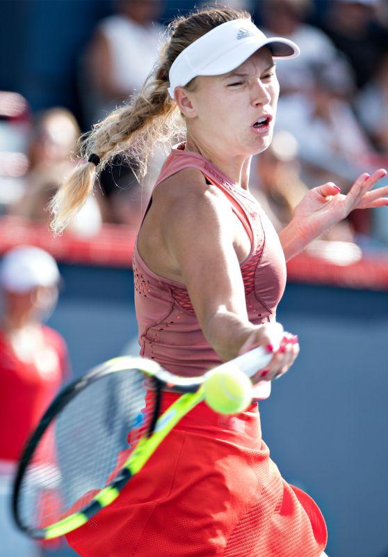 Caroline Wozniacki – Rogers Cup in Montreal 08/09/2018