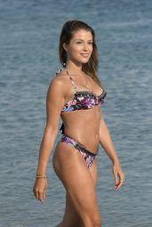 Catarina Sikiniotis in Bikini in Mykonos 08/29/2018