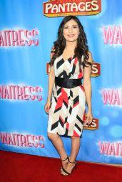 """Celeste Thorson – """"Waitress"""" Premiere in LA"""