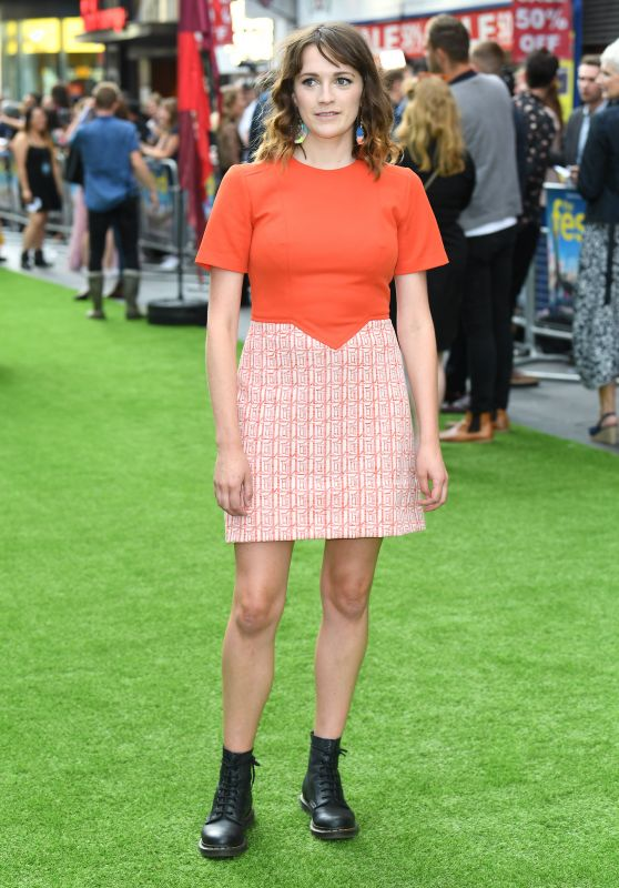 "Charlotte Ritchie – ""The Festival"" Premiere in London"