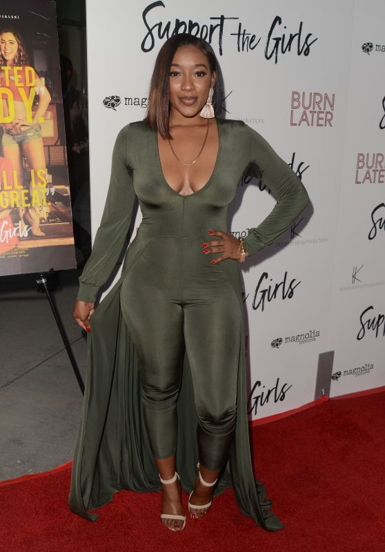 "Charmaine Pratt – ""Support The Girls"" Premiere in New York"