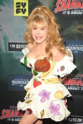 """Charo – """"The Last Sharknado: It's About Time"""" Premiere in LA"""