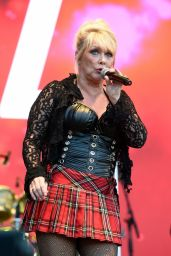 Cheryl Baker (The Fizz) Performing at The Rewind Festival in Macclesfield