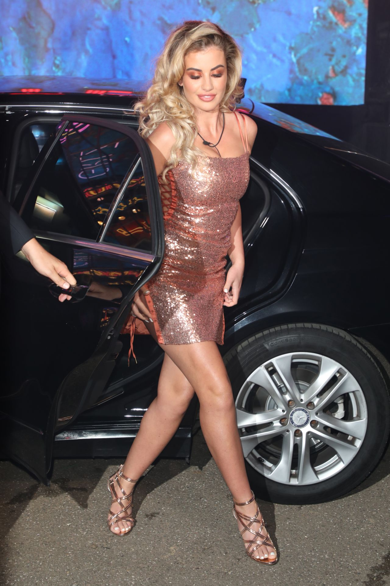 Celebrity Big Brother 2018: Ashley James, Made in Chelsea ...