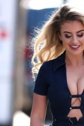 Chloe Ayling - Out in London 08/30/2018