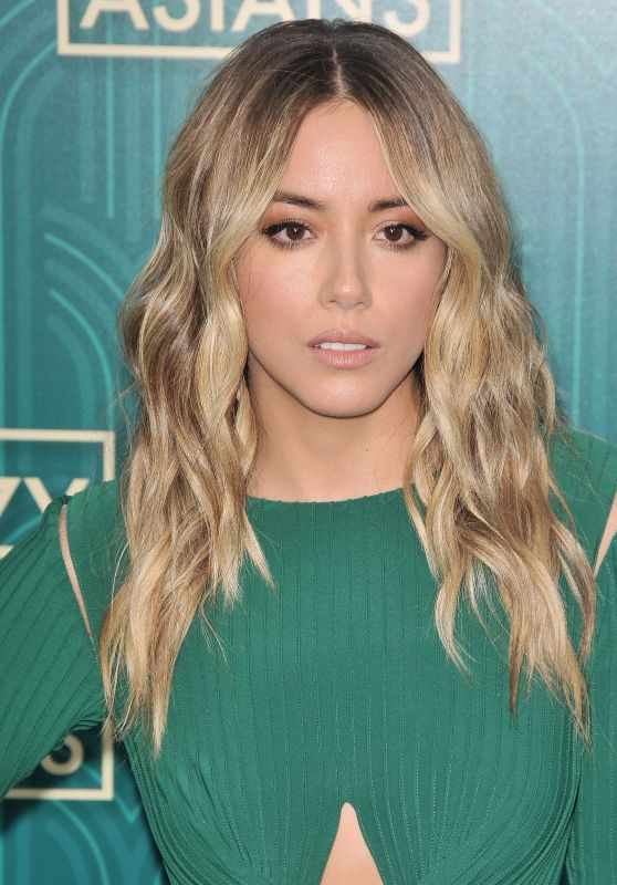 "Chloe Bennet - ""Crazy Rich Asians"" Premiere in LA"