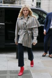 Chloe Moretz  - Out in London 08/22/2018