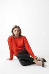 Chloe Moretz - The New York Times, August 2018