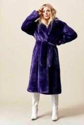 Chloe Moretz - Who What Wear (2018)