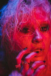 Christina Aguilera - Personal Pics, August 2018
