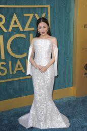 """Constance Wu – """"Crazy Rich Asians"""" Premiere in LA"""